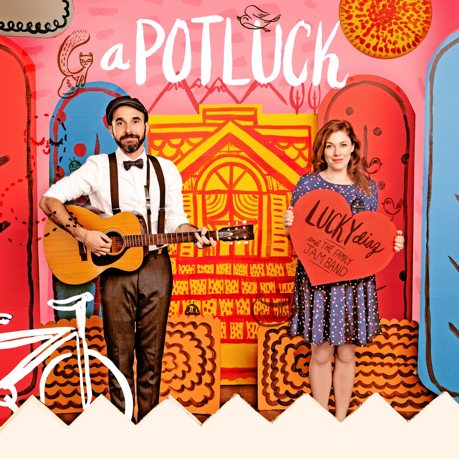 Check It Out: Lucky Diaz and The Family Band – A Potluck | Kids Can ...