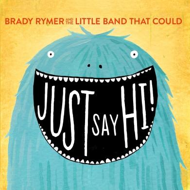 Just Say Hi cover